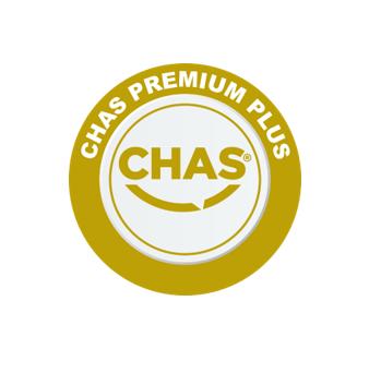 REV A - CHAS Logo