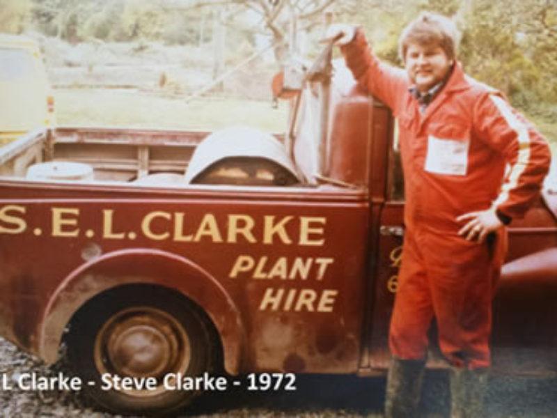 Steve Clarke - 1972
